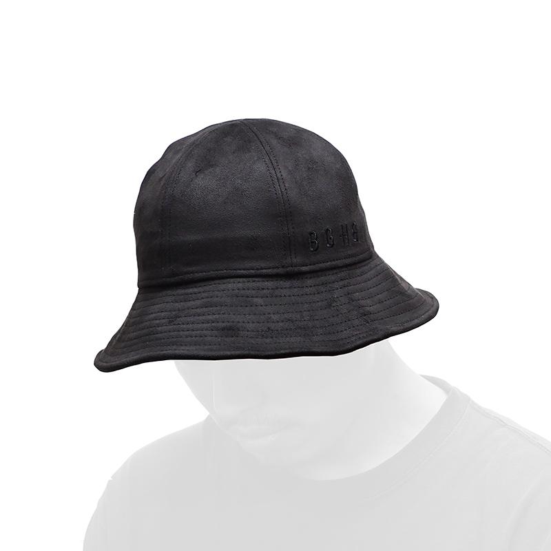SUEDE BUCKET HAT