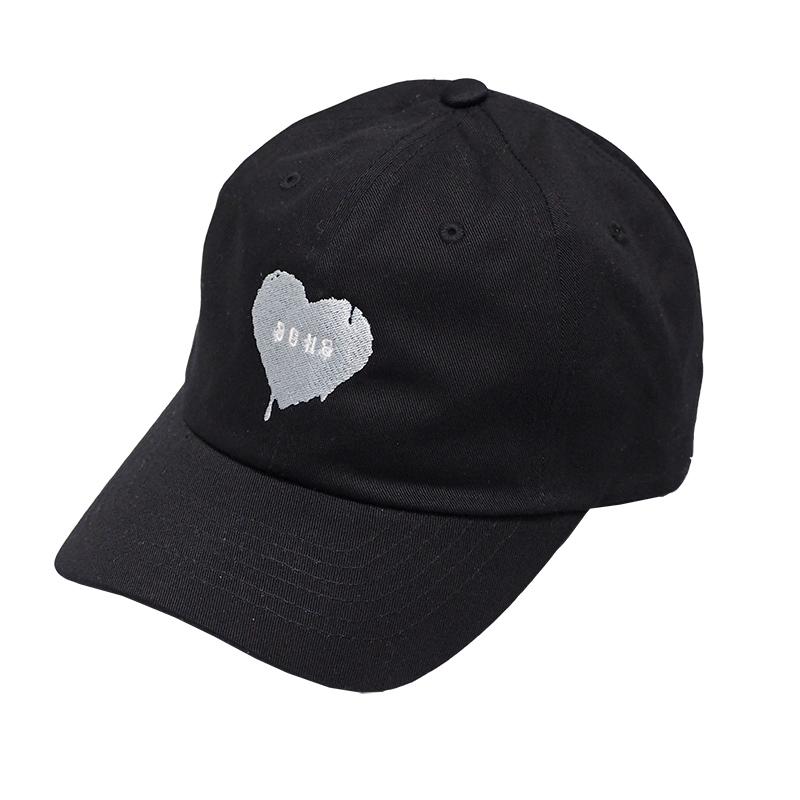 6 PANEL CAP -DRIP HEART-