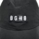 MATTE NYLON 6 PANEL CAP