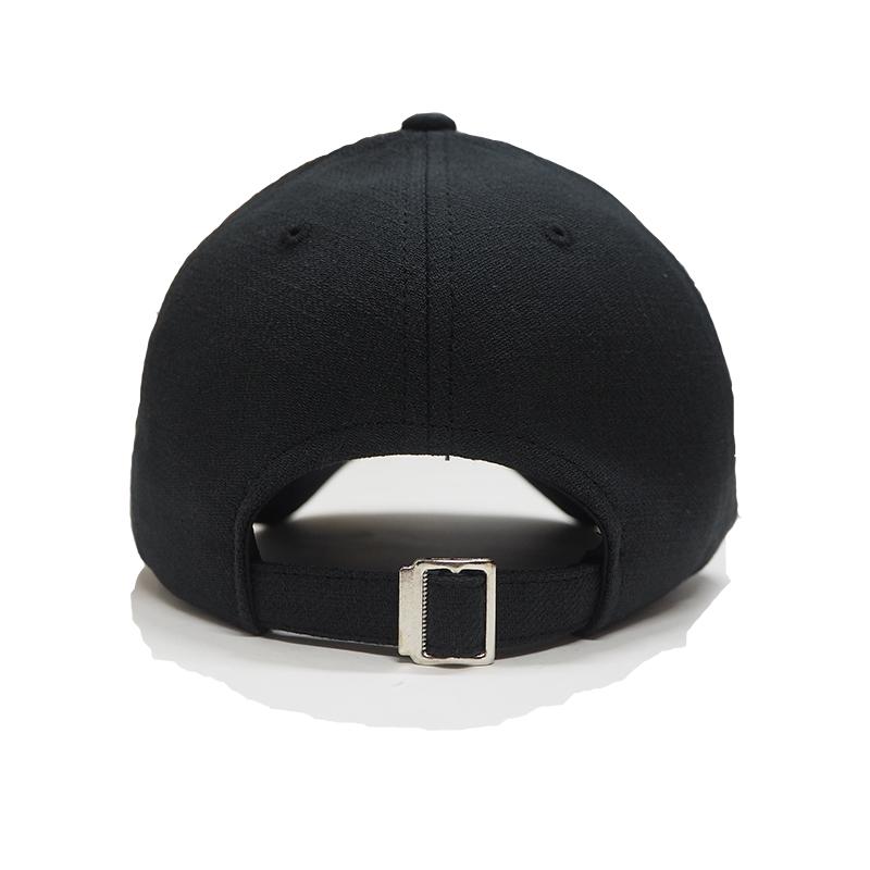 LINEN 6 PANEL CAP -LILY-