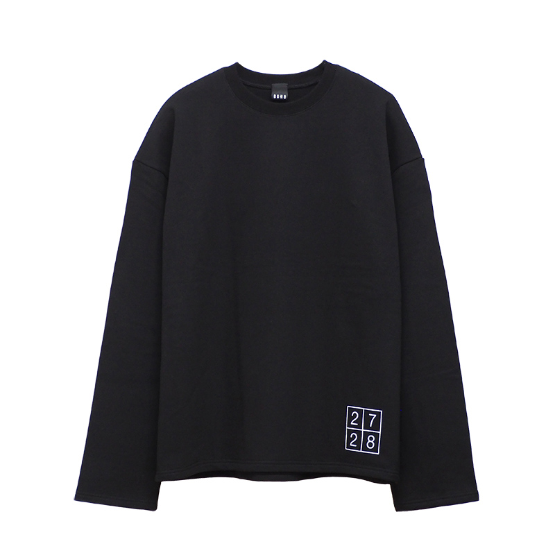 WIDE SLEEVE SWEAT
