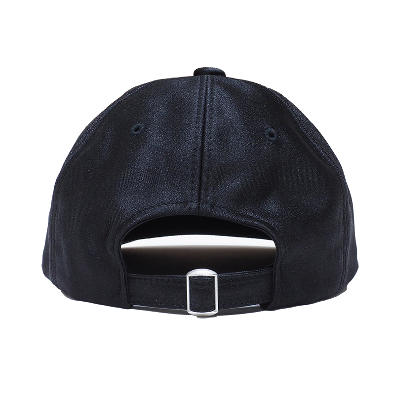 SATIN 6 PANEL CAP