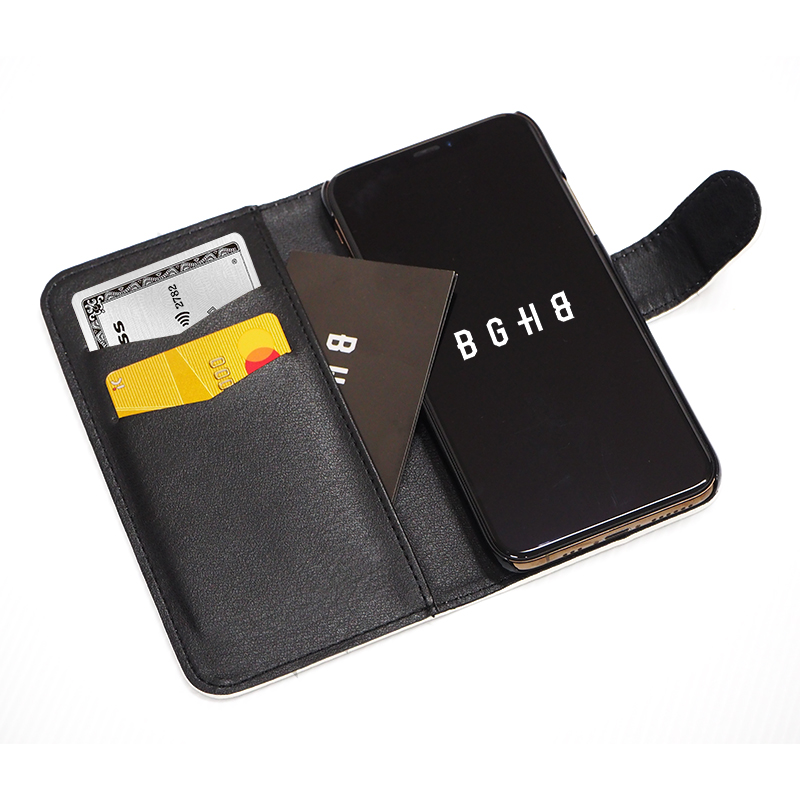 BGHB iPhone CASE -WALLET TYPE-