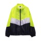 THREE TONE NYLON TRACK JKT