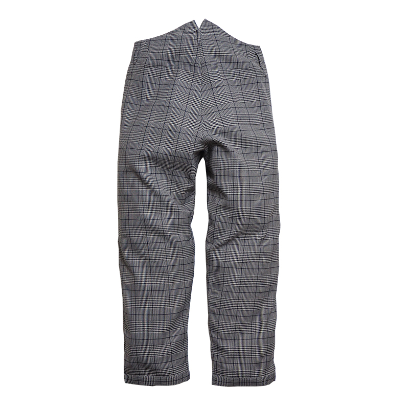 HOUNDSTOOTH WIDE PANTS