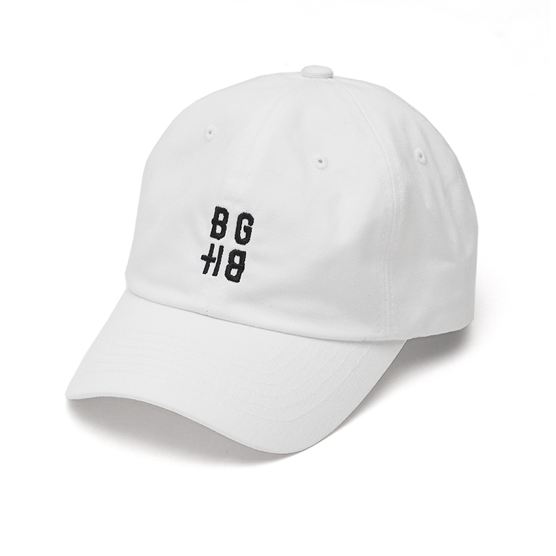 6 PANEL CAP -SQUARE LOGO-