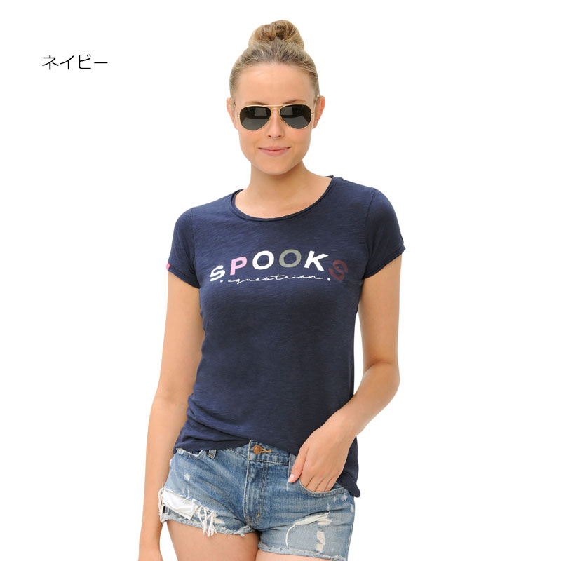 Spooks サマーTシャツ-イダー