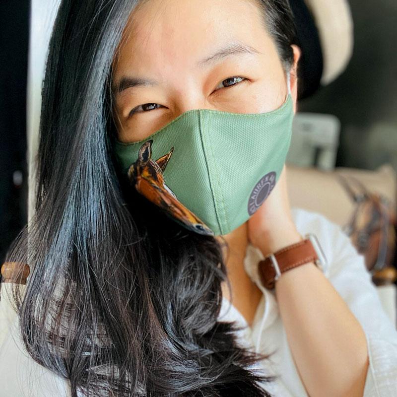 アンチウイルスフェイスマスク-ウマスク(大人用・子供用)