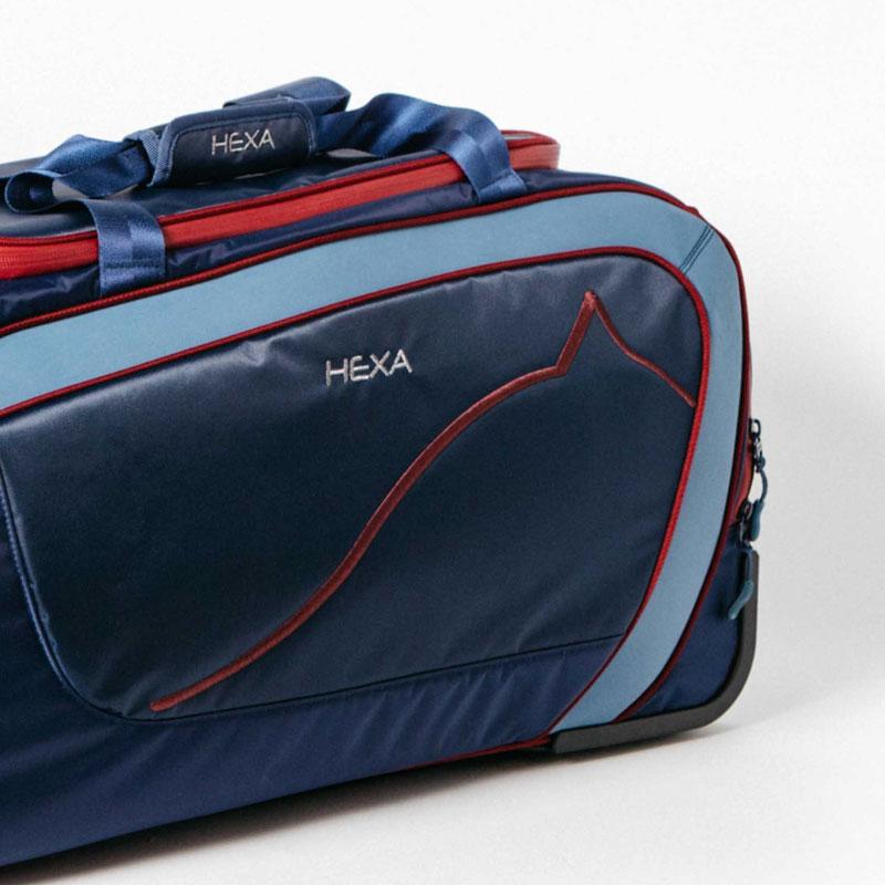 HEXAエリート コンパクトトローリーバッグ