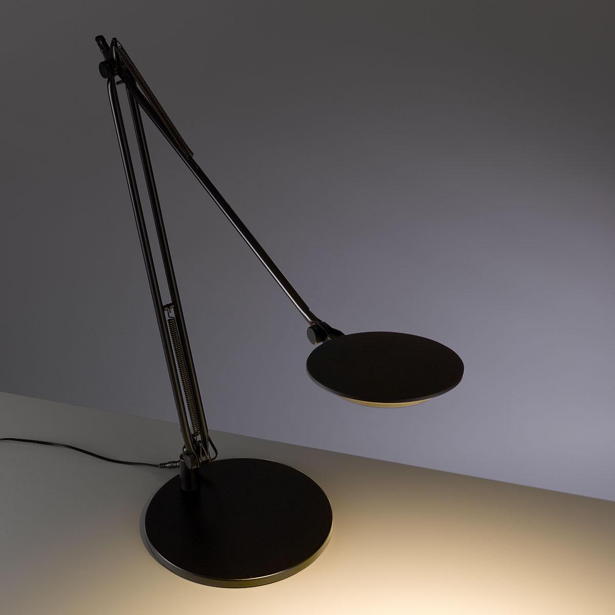 LEDデスクライト Rebio レビオ LED LEDデスクスタンド クランプタイプ