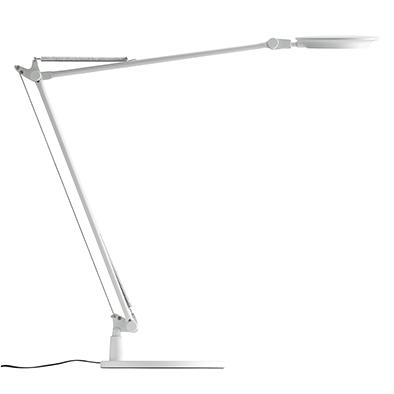 LEDデスクライト Rebio レビオ LED LEDデスクスタンド ベースとクランプの2Wayタイプ