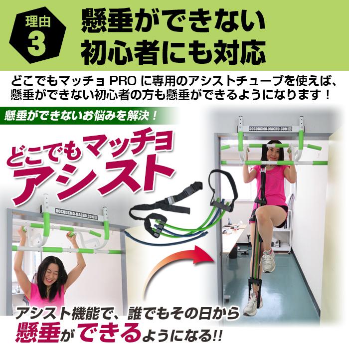 【再生品 新品ではありません】 懸垂 自宅 ドア どこでもマッチョ PRO チンニング 鉄棒 ぶら下がり健康器 健康機 腹筋 背筋 筋トレ