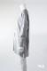カシミヤチュニックニット  ライトグレー [CROCE CROSS] BUONCONVENTO/905