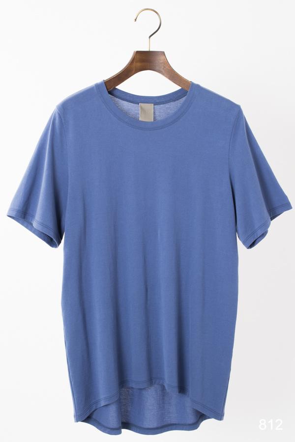 ハイソフトコットン 半袖ゆるTシャツ [CROCE CROSS] PRATERIA