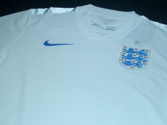 イングランド代表 14 ホーム 半袖 ユニフォーム NIKE FIFAワールドカップ2014