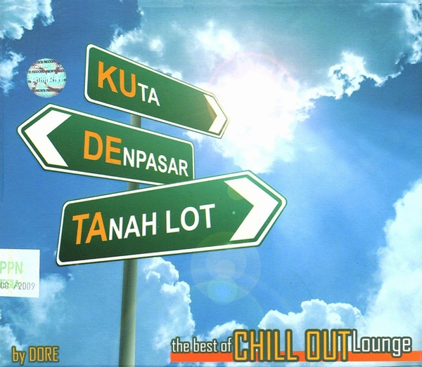 CD【the best of CHILL OUT Lounge】 ガムランミュージック/バリ島CD【レターパックOK】