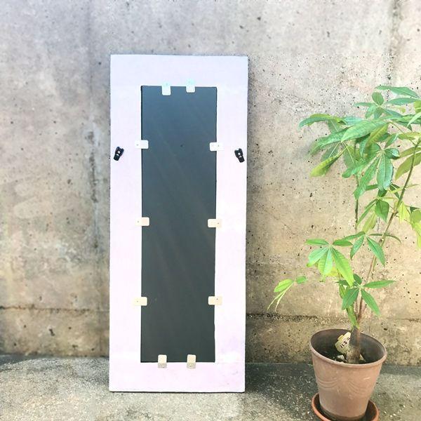 インテリアミラー/壁掛けミラー/カピス貝シェルの鏡/アジアンインテリア