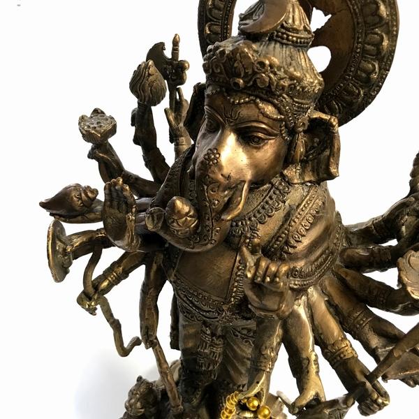 ガネーシャ像/ヒンドゥー教神様像