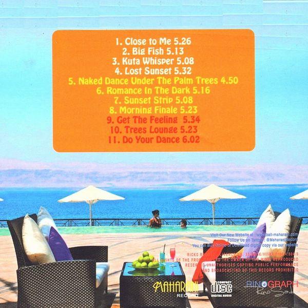 CD【BALI SUMMER LOUNGE Part2】バリサマーラウンジ/ガムランミュージック/バリ島CD【レターパックOK】