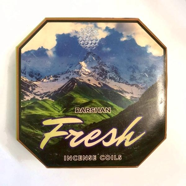 お香 フレッシュ 【Fresh】 渦巻き香