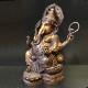 ガネーシャ像 富と商売と学問の神様/ヒンドゥー教の神様/【H42cm】