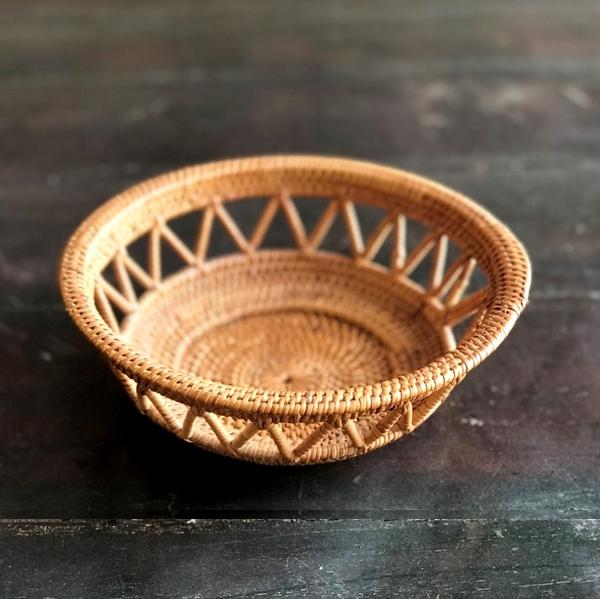 アタ かご/アタカゴ/トゥガナン村の伝統工芸