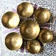 シンギングボウル/フルムーンボウル・7メタル【7個セット】チャクラに合わせた7個セット/シンギングボール【保証書つき】