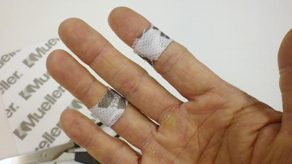 擦り剥け、擦り傷防止!プロストリップス
