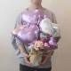 母の日のプレゼントに☆ HappyMothersDayバルーン入り母の日専用置き型バルーンギフト