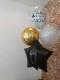 開店祝い・周年祝い・お誕生日のプレゼントに★ 男性にも人気のカラー ブラックスター