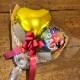 卒業用ミニバルーン花束 CongratsGRAD