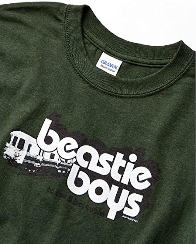 BEASTIE BOYS ビースティボーイズ (映画『Beastie Boys Story』公開 ) - TRAIN / Tシャツ / メンズ