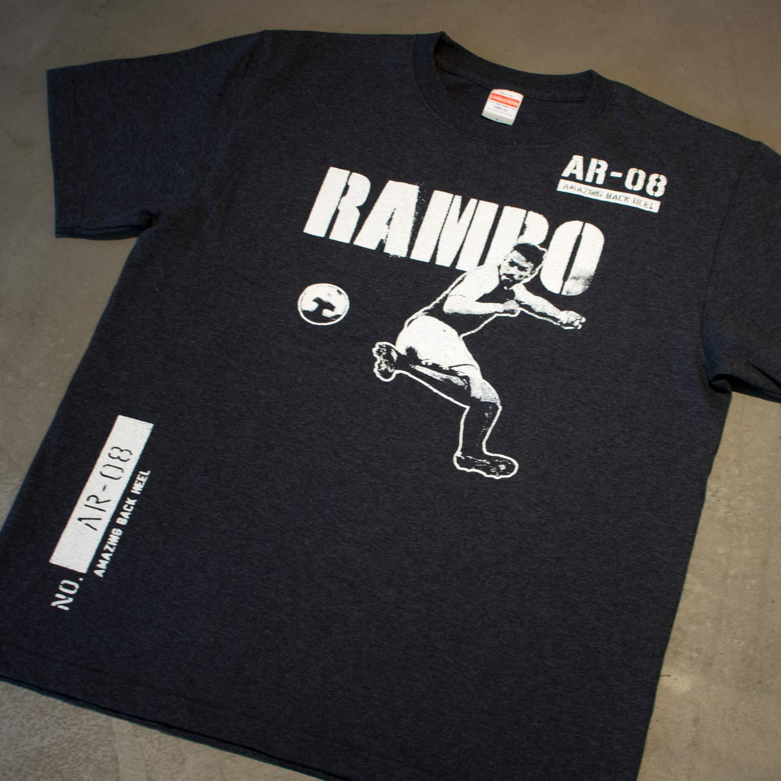 RAMBO ラムジーTシャツ