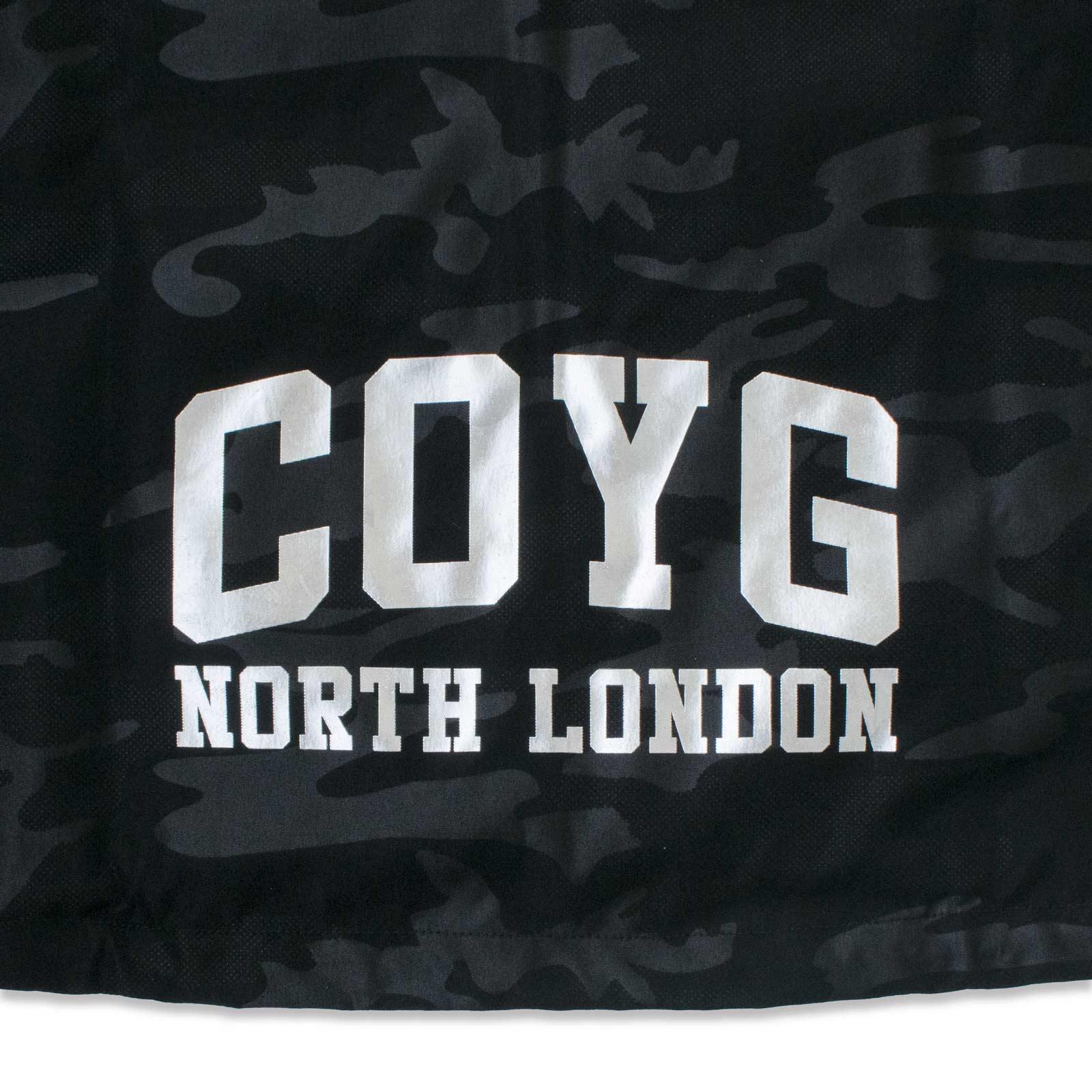 COYG NORTH LONDON シェルジャケット