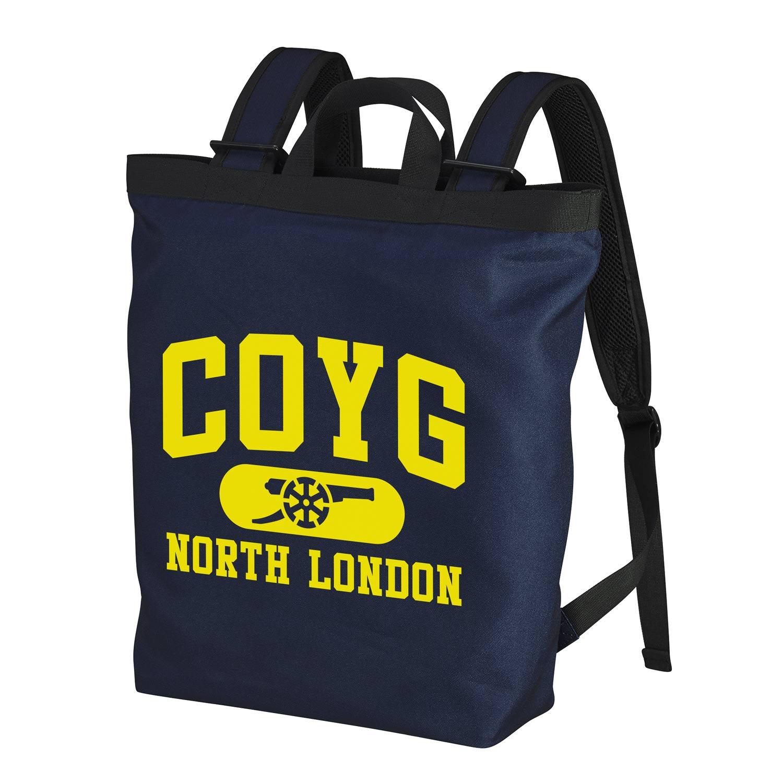 COYG NORTH LONDON 2WAYバッグ