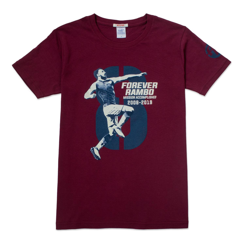 RAMBO 2 怒りのラムジーTシャツ