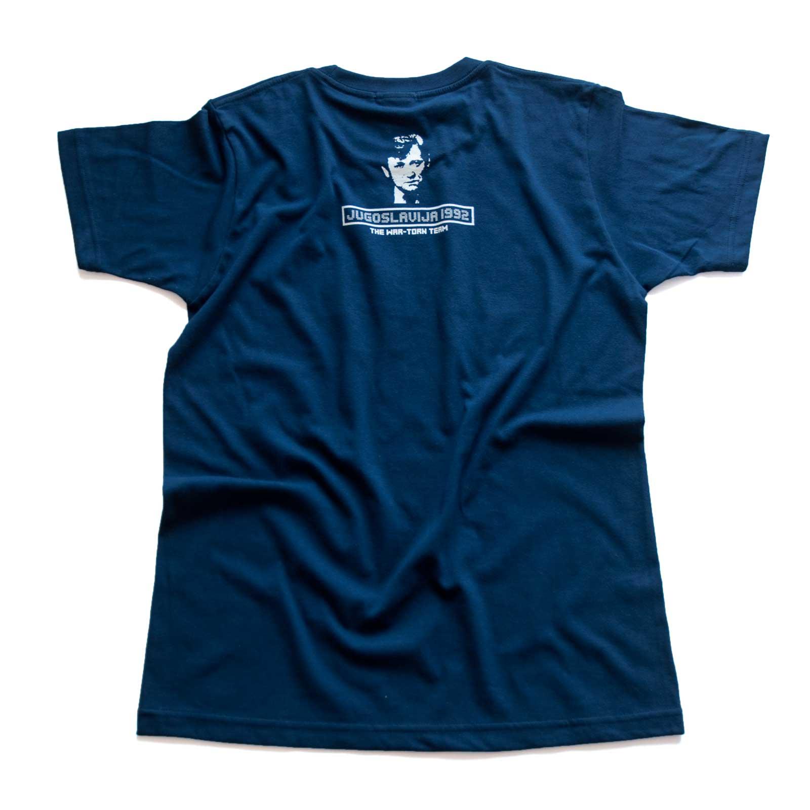 JUGOSLAVIJA 1992 引き裂かれたユーゴ Tシャツ