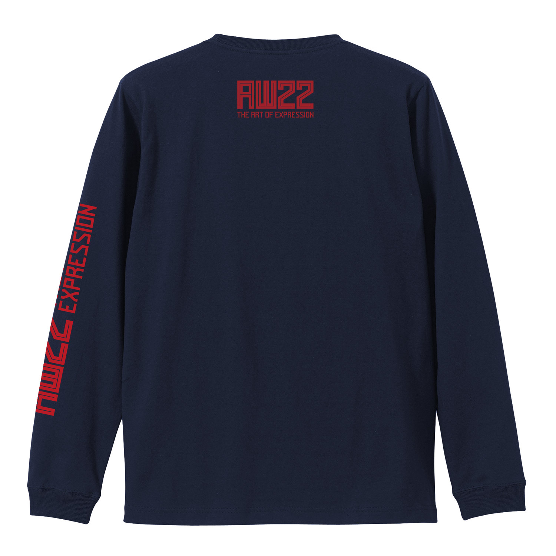 AW22 ヴェンゲル ロングスリーブTシャツ