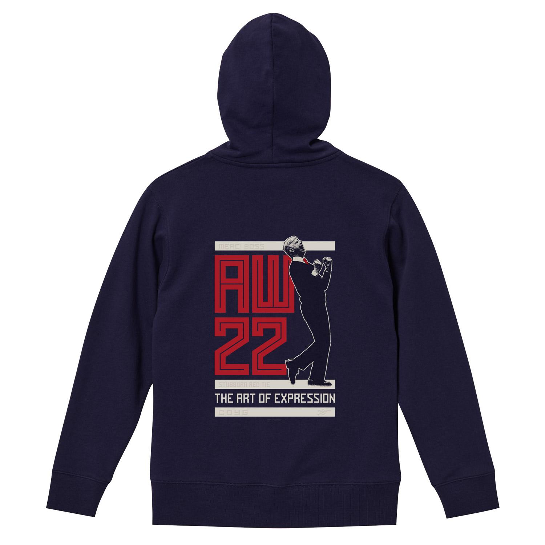 AW22 ヴェンゲル フーディー