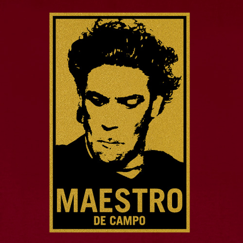 MAESTRO DE CAMPO