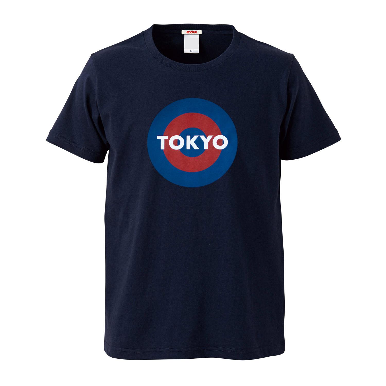 TOKYO ターゲットマーク Tシャツ