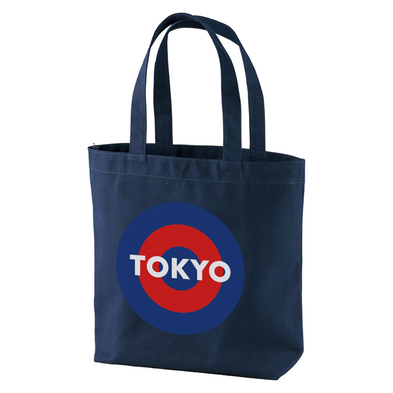 TOKYO ターゲットマーク トート