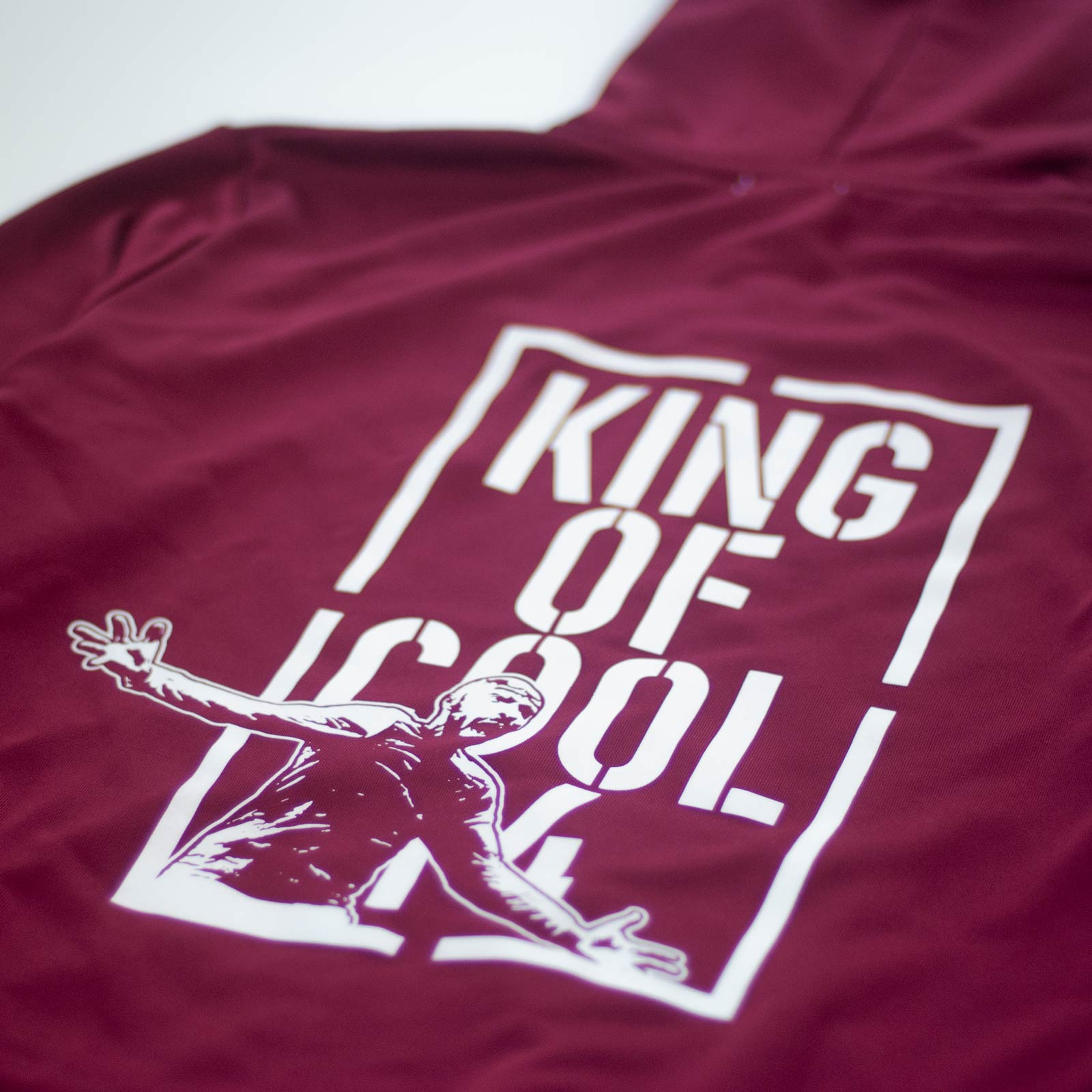 KING OF COOL 14 アンリ フーディー