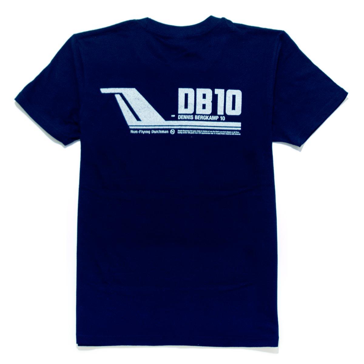 ベルカンプターン Tシャツ