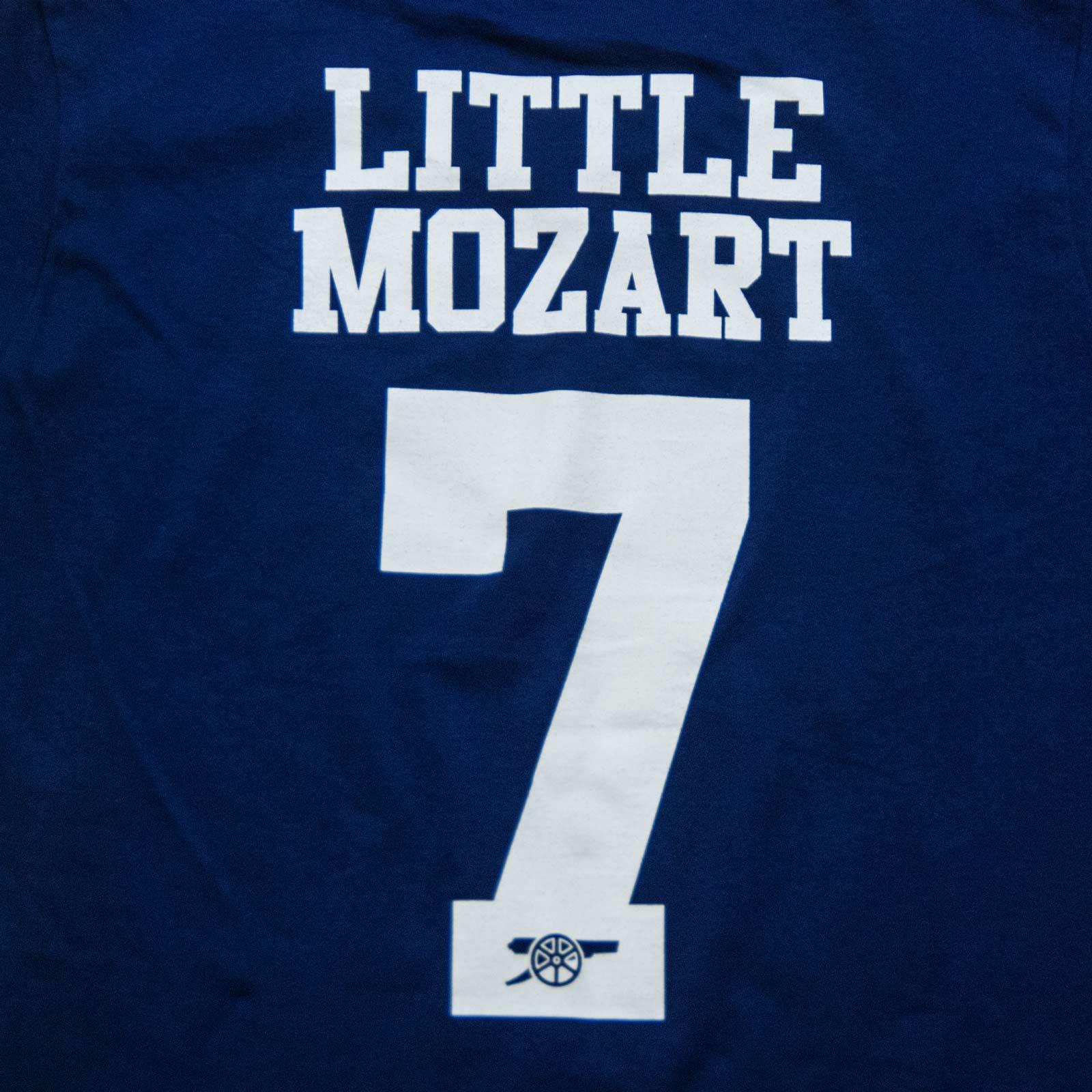 LITTLE MOZART ロシツキ— Tシャツ