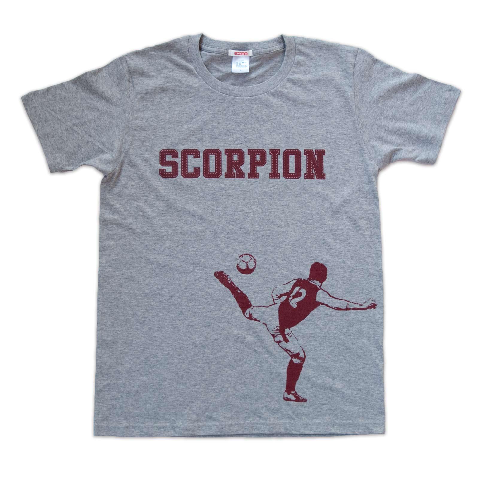 SCORPION ジルー Tシャツ