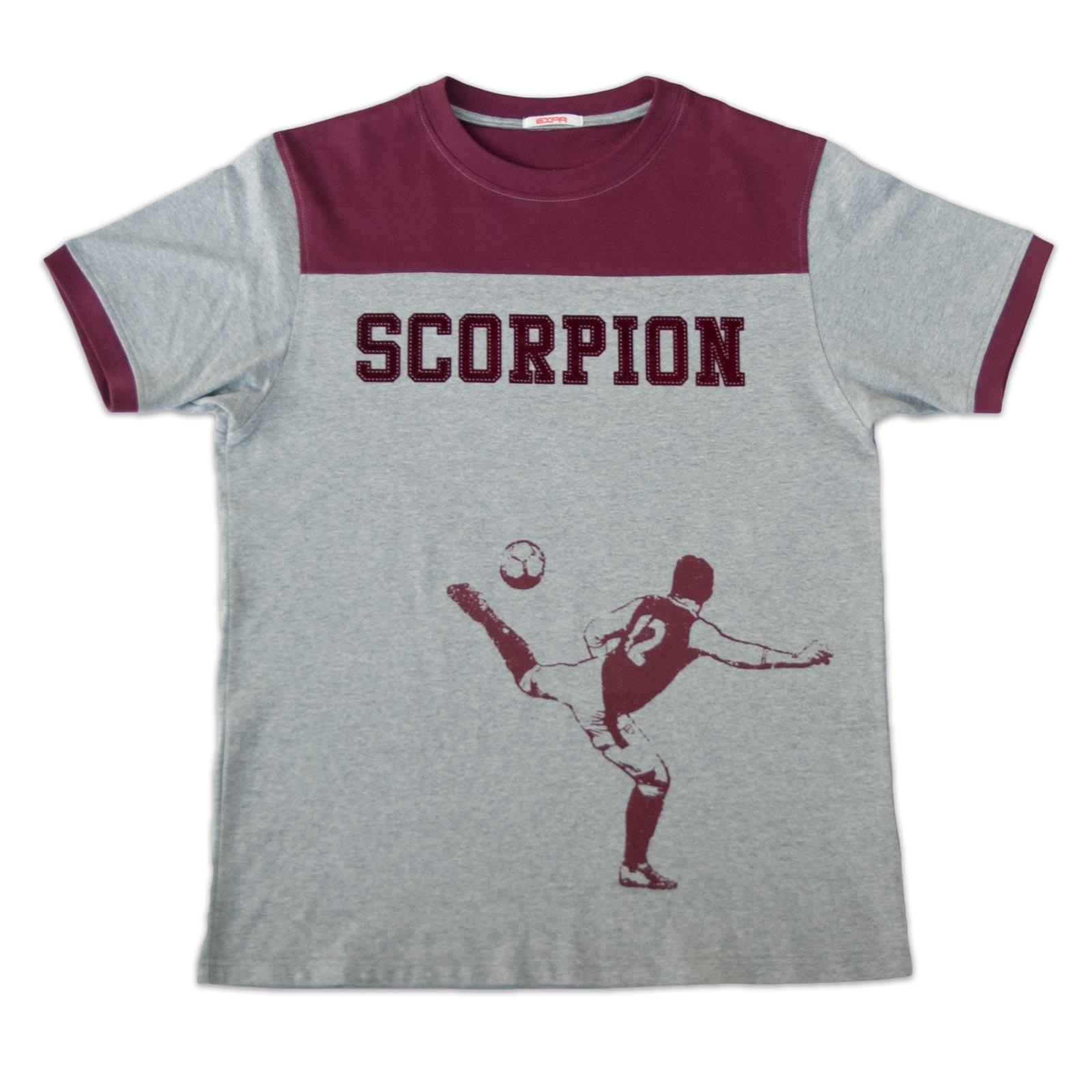 SCORPION 信ジル— Tシャツ