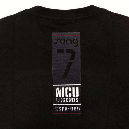 Song 7 マンU 伝説の7番 Tシャツ
