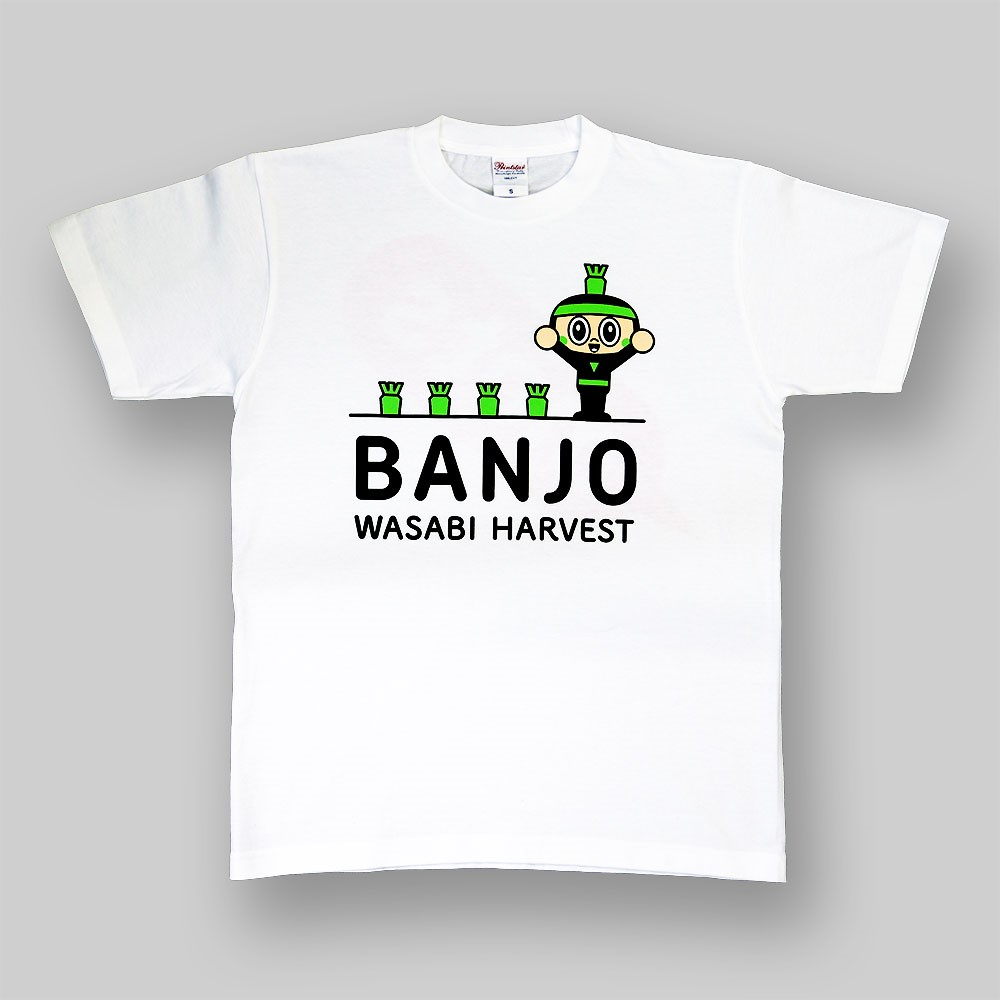 わさび丸Tシャツ(Sサイズ)