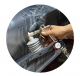 RUSTLOCK 【アンダーコート剤】 UNDERBLACKサビキラーラバーロック (マットブラック・マットグレー・マットホワイト)/280g/6本入り